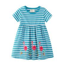 Платье для девочки Фламинго оптом (код товара: 50693)