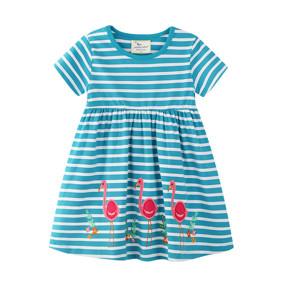 Платье для девочки Фламинго (код товара: 50693): купить в Berni