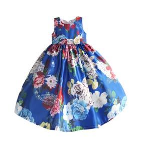 Платье для девочки Галерея цветов (код товара: 50614): купить в Berni