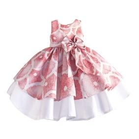 Платье для девочки Грейпфрут (код товара: 50610): купить в Berni