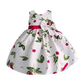 Платье для девочки Вишенки (код товара: 50607): купить в Berni