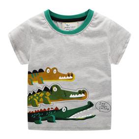 Детская футболка Крокодилы (код товара: 50700): купить в Berni