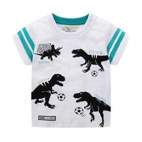 Детская футболка Тираннозавр (код товара: 50702): купить в Berni