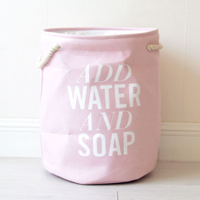 Уценка (дефекты)! Корзина для игрушек, белья, хранения Вода (код товара: 50768): купить в Berni