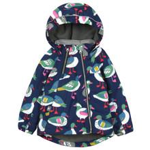 Уценка (дефекты)! Детская куртка Птицы (код товара: 50841)