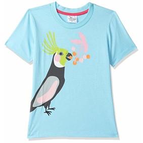 Уценка (дефекты)! Футболка для девочки Попугай (код товара: 50851): купить в Berni