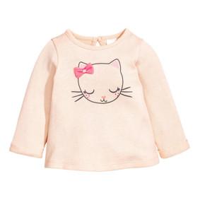 Уценка (дефекты)! Кофта для девочки Кошечка (код товара: 50835): купить в Berni