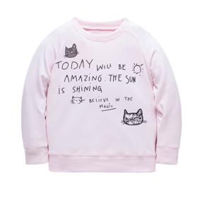 Уценка (дефекты)! Кофта для девочки Кошки (код товара: 50895): купить в Berni