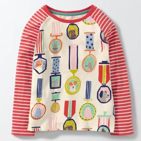 Уценка (дефекты)! Кофта для девочки Медали (код товара: 50890): купить в Berni