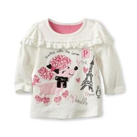 Уценка (дефекты)! Кофта для девочки Пудель (код товара: 50853): купить в Berni