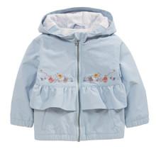 Уценка (дефекты)! Куртка для девочки Цветы (код товара: 50856)