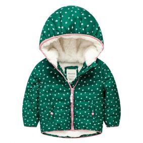Уценка (дефекты)! Куртка для девочки Звезды (код товара: 50843): купить в Berni