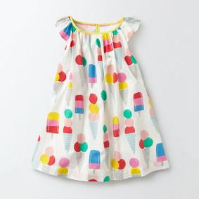 Уценка (дефекты)! Платье для девочки Мороженое оптом (код товара: 50849): купить в Berni