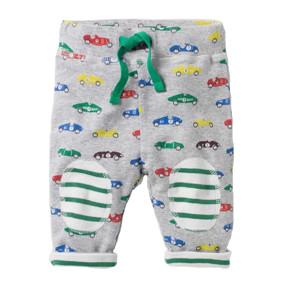 Уценка (дефекты)! Штаны для мальчика Гоночные машины оптом (код товара: 50838): купить в Berni