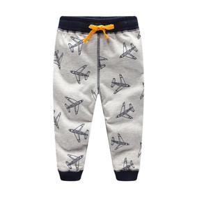 Уценка (дефекты)! Штаны для мальчика Самолет оптом (код товара: 50855): купить в Berni