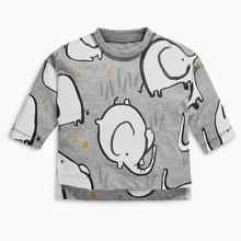 Уценка (дефекты)! Детская кофта Белый слон (код товара: 50952)