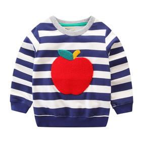 Уценка (дефекты)! Детская кофта Яблоко оптом (код товара: 50908): купить в Berni