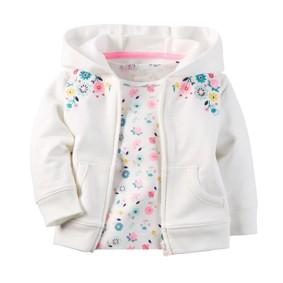 Уценка (дефекты)! Кофта для девочки Цветы (код товара: 50920): купить в Berni