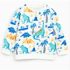 Уценка (дефекты)! Кофта для мальчика Динозавры (код товара: 50953): купить в Berni