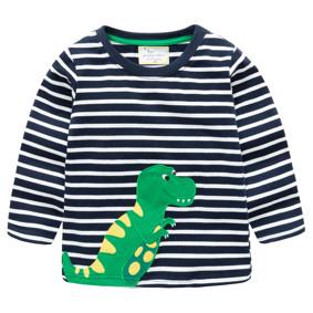Уценка (дефекты)! Кофта для мальчика Зеленый динозавр (код товара: 50944): купить в Berni