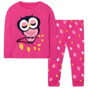 Уценка (дефекты)! Пижама Сова оптом (код товара: 50959): купить в Berni