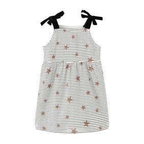 Уценка (дефекты)! Платье для девочки Звездочки оптом (код товара: 50947): купить в Berni