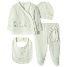 Комплект 10 в 1 для новорожденной девочки Caramell  (код товара: 5150)