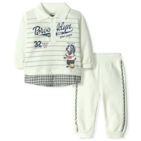 Комплект для мальчика Caramell  (код товара: 5165): купить в Berni