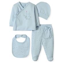 Набор 5 в 1 для новорожденного мальчика Caramell (код товара: 5125)