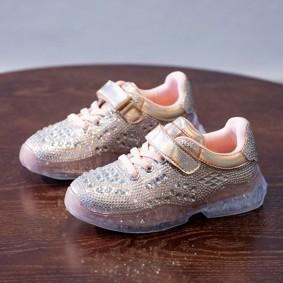 Кроссовки для девочки (код товара: 51021): купить в Berni