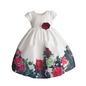 Платье для девочки Бутон (код товара: 51051): купить в Berni