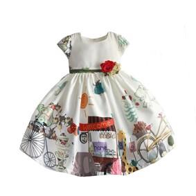 Платье для девочки Винтаж (код товара: 51037): купить в Berni
