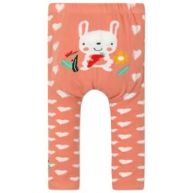 Уценка (дефекты)! Леггинсы для девочки Кролик оптом (код товара: 51089): купить в Berni