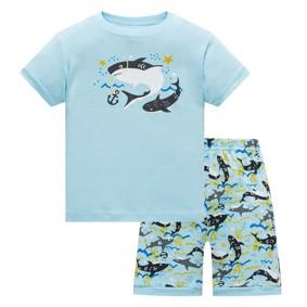 Уценка (дефекты)! Пижама Акула оптом (код товара: 51039): купить в Berni
