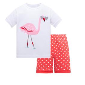 Уценка (дефекты)! Пижама Фламинго оптом (код товара: 51041): купить в Berni