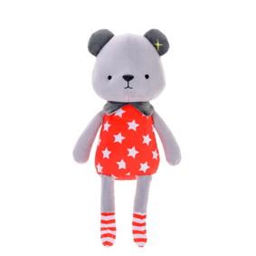 Мягкая игрушка Медвежонок в красном боди, 34 см оптом (код товара: 51182): купить в Berni