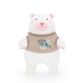 Мягкая игрушка Мишка в коричневом свитере, 24 см оптом (код товара: 51178): купить в Berni