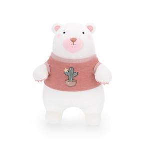 Мягкая игрушка Мишка в красном свитере, 24 см оптом (код товара: 51176): купить в Berni