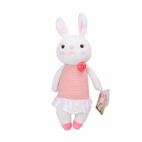 Мягкая игрушка Tiramitu Pink Dress, 35 см оптом (код товара: 51198): купить в Berni
