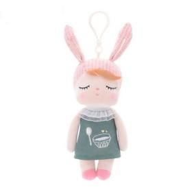 Мягкая кукла - подвеска Angela Green, 18 см (код товара: 51188): купить в Berni