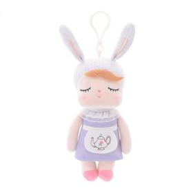 Мягкая кукла - подвеска Angela Purple, 18 см (код товара: 51186): купить в Berni