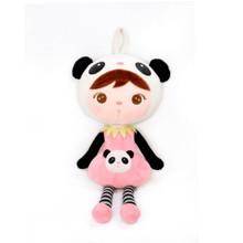 Мягкая кукла - подвеска Keppel Panda, 18 см оптом (код товара: 51193)