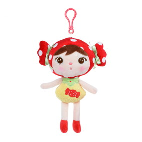 Мягкая кукла Keppel Candy Red, 18 см (код товара: 51196): купить в Berni