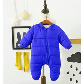 Комбинезон утепленный детский Медвеженок, синий (код товара: 51239): купить в Berni