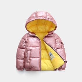 Куртка демисезонная для девочки Глянец, розовый (код товара: 51272): купить в Berni
