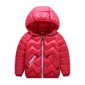 Куртка детская Airways, красный оптом (код товара: 51293): купить в Berni