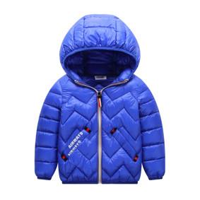 Куртка детская Airways, синий оптом (код товара: 51295): купить в Berni
