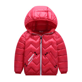 Куртка дитяча Airways, червоний (код товару: 51293): купити в Berni