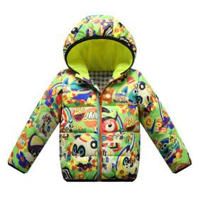 Куртка дитяча Joyful, салатовий (код товару: 51265): купити в Berni