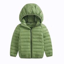 Куртка весенняя детская Полоска, зеленый (код товара: 51287)